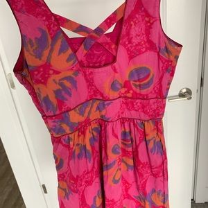 Free People floral mini Sun Dress!